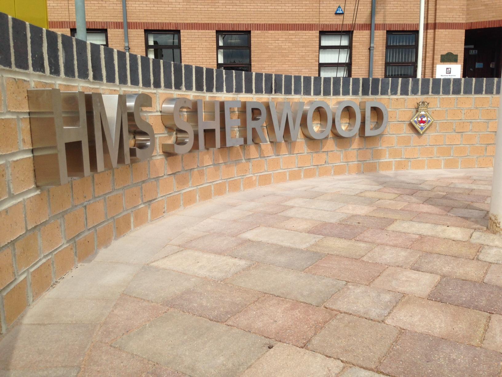 HMS Sherwood